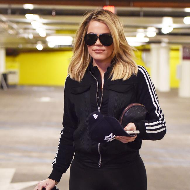Khloe Kardashian 'can't wait' to see family in LA