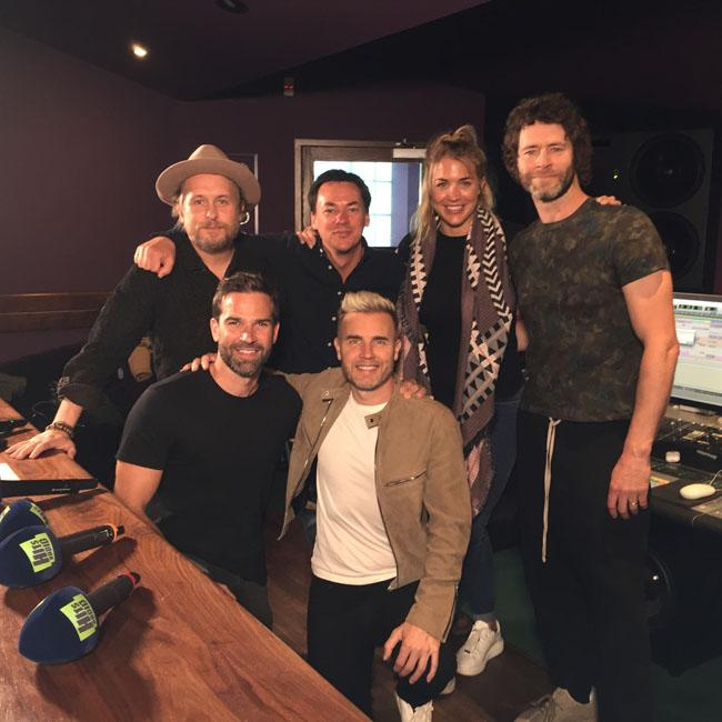 Take That headlining Hits Radio Live