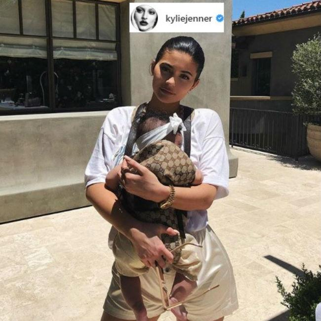 Kylie Jenner takes Stormi to North and Penelope's Unicorn party