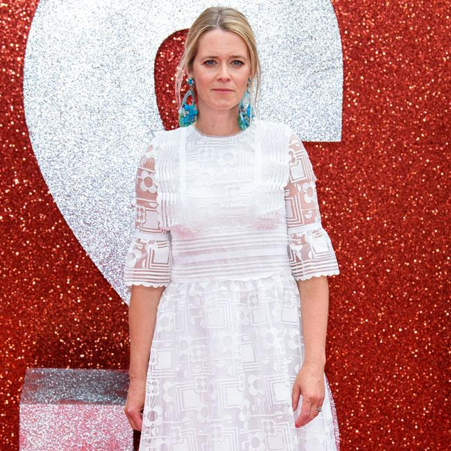 Edith Bowman looks chic in all white ensemble at the Ocean's 8 premiere