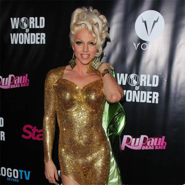 Courtney Act had sex with a guy before understanding his own sexuality