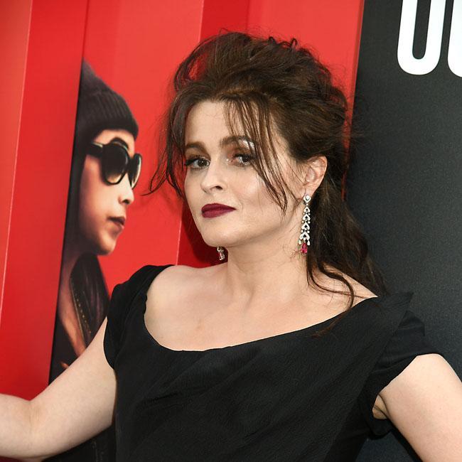Helena Bonham Carter 'terrified' of The Crown