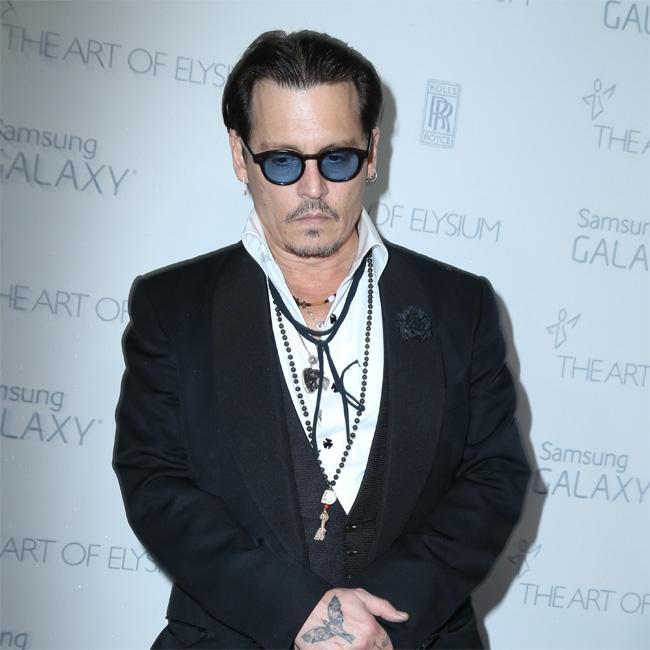 Johnny Depp gets candid on drug use