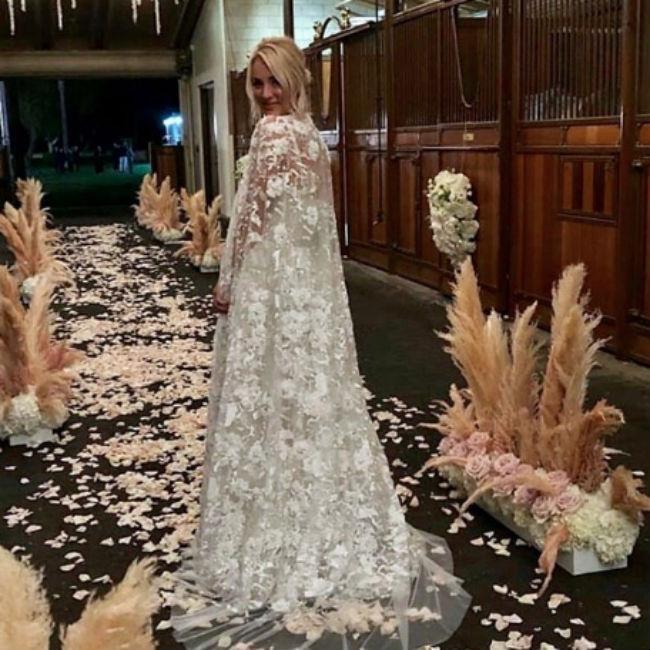Kaley Cuoco Hochzeit