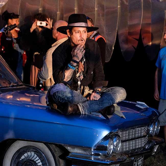 Johnny Depp sued