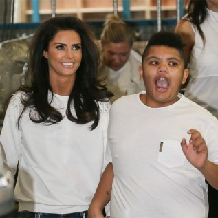 Katie Price wants theme parks to invent coasters for wheelchair users