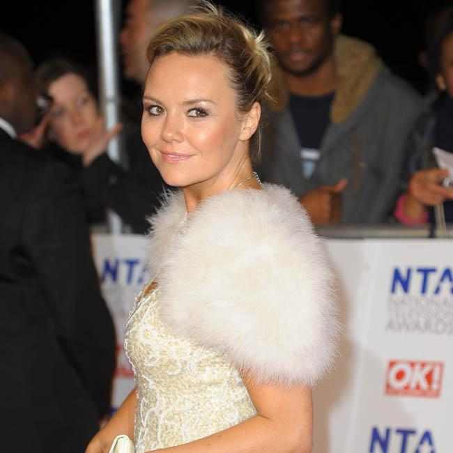 Charlie Brooks used to get sent bibles on EastEnders