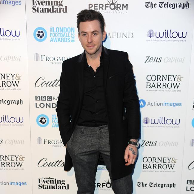 Danny Jones has recorded hit with Niall Horan