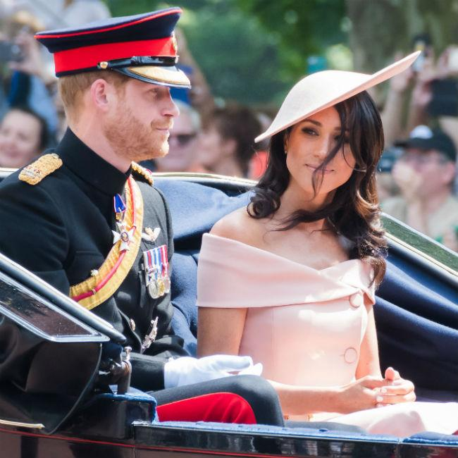 The Duke and Duchess of Sussex are 'infatuated'