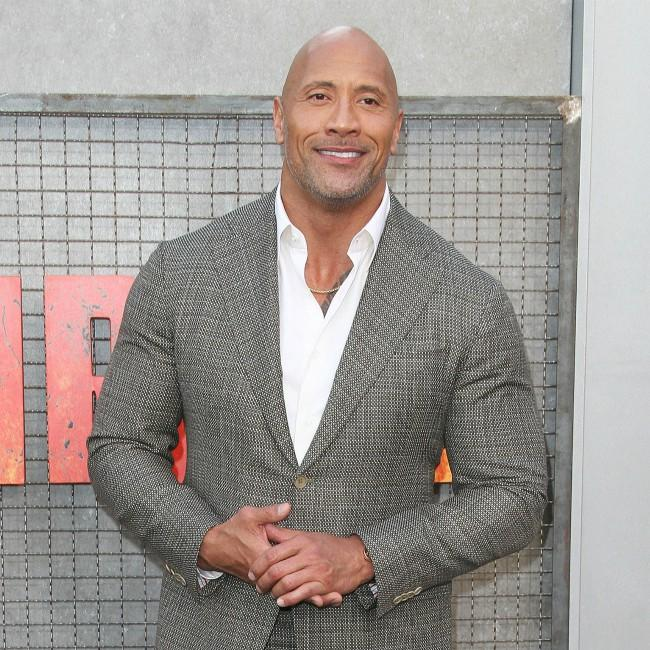 Dwayne Johnson: Black Adam will start filming in late 2019
