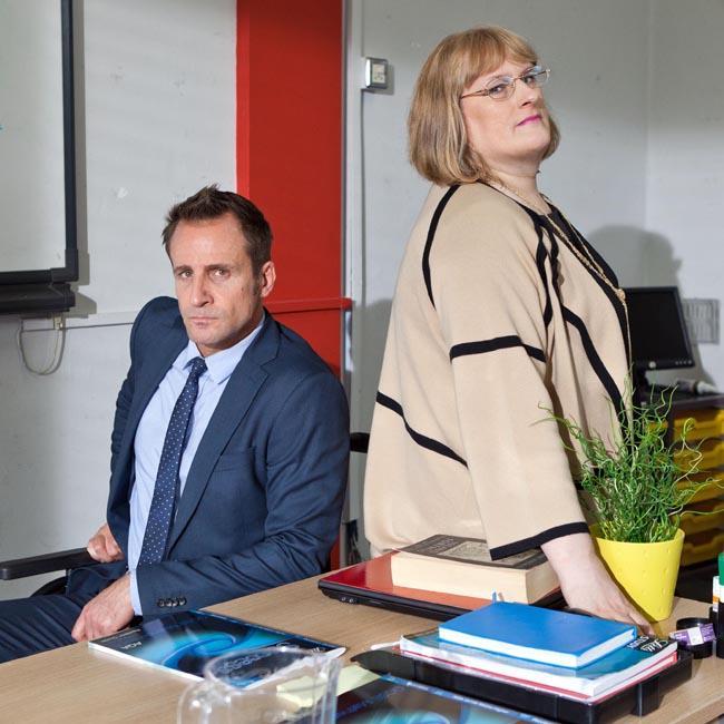Hollyoaks' Annie Wallace backs James Moore