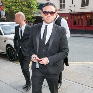 Ryan Thomas set for Celebrity Big Brother