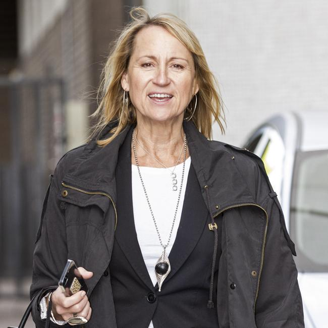 Carol McGiffin stopped looking in mirror before facelift