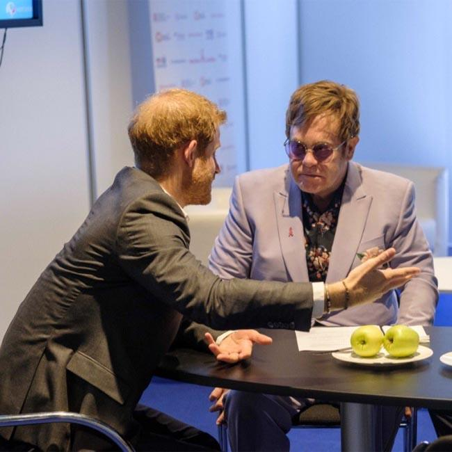 Prince Harry and Elton John launch global AIDS prevention organisation