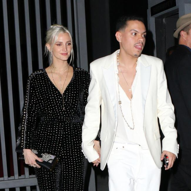 Ashlee Simpson and Evan Ross to star in reality show
