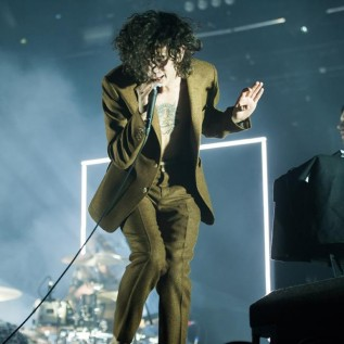Matt Healy gets 'real' about addiction