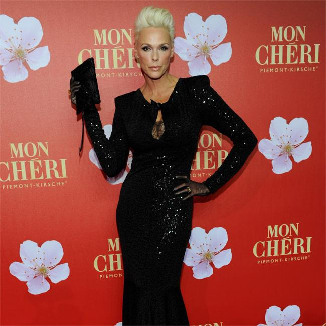 Brigitte Nielsen spent years trying to have baby