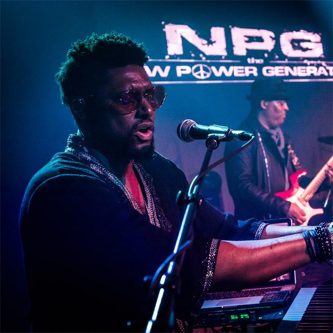 Beverley Knight to sing with the New Power Generation