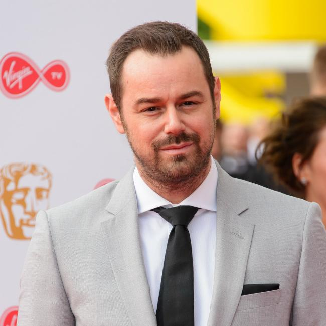 Danny Dyer loves to knit