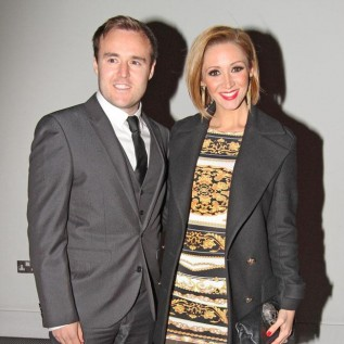 Lucy-Jo Hudson's new love?