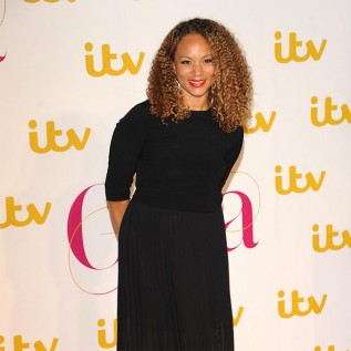 Angela Griffin laughs off Coronation Street theory