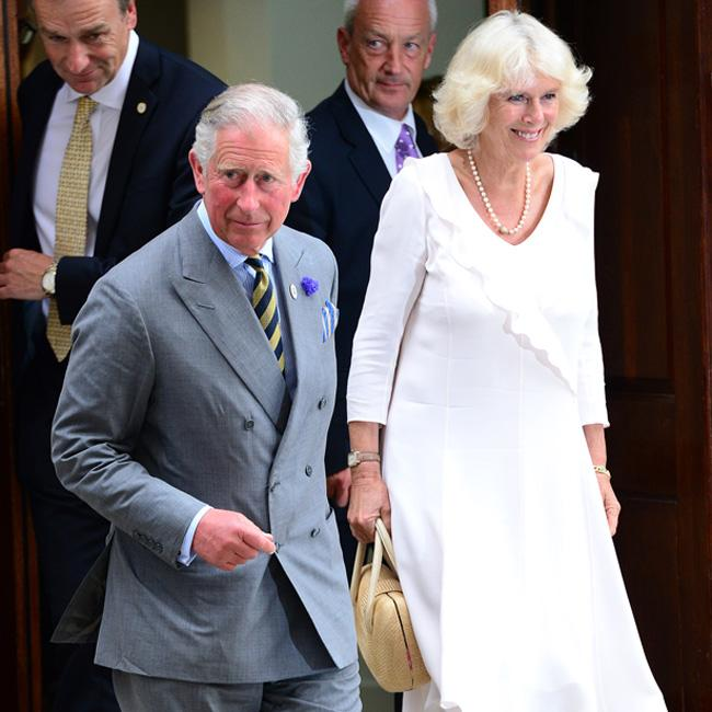 Camilla and Prince Charles don't eat garlic