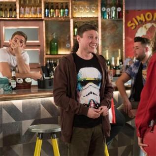 Nathan Morris plans Hollyoaks tattoo