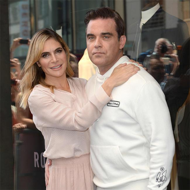Robbie Williams' daughter to be royal flower girl