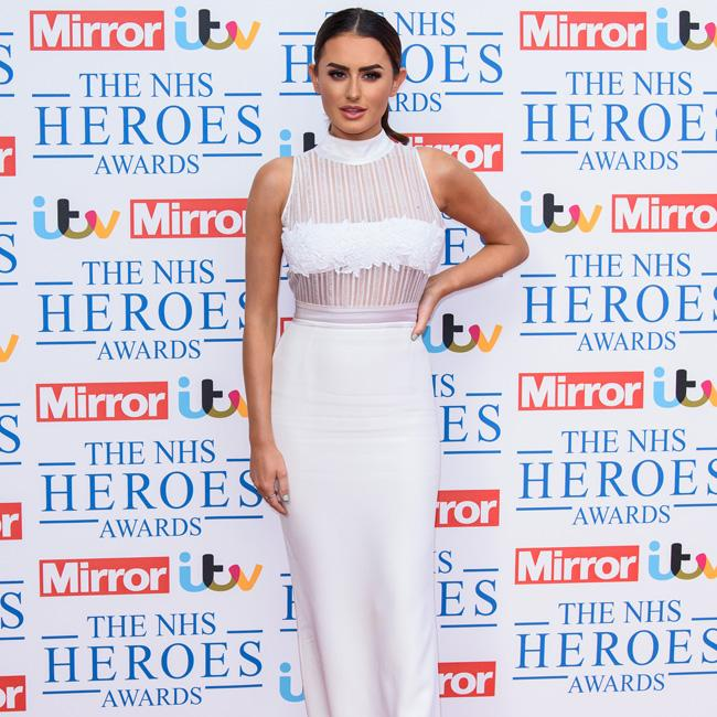 Amber Davies hints at off-screen Love Island clash
