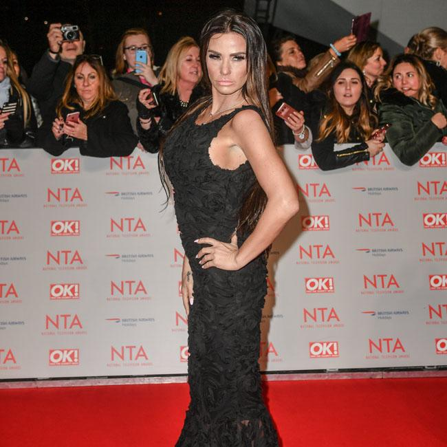Katie Price fears her son could die