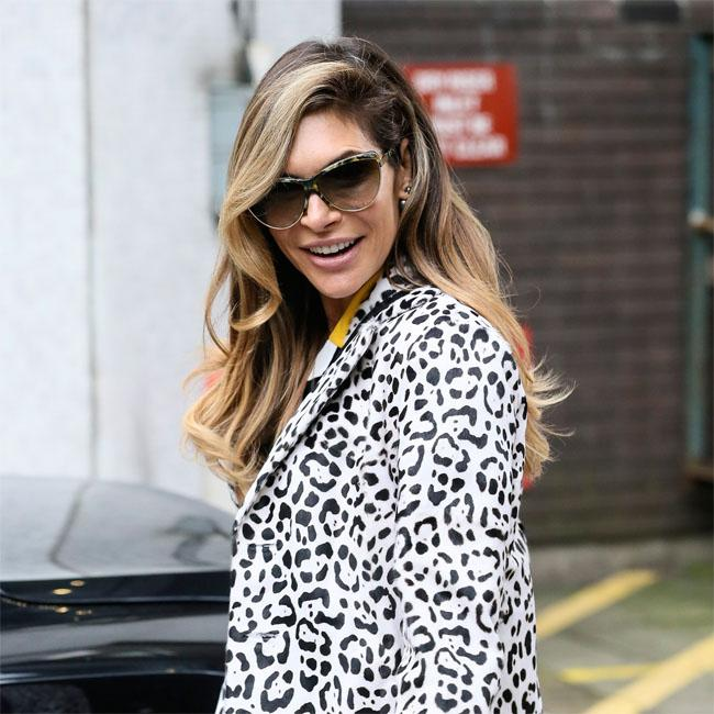 Ayda Field clashes with Simon Cowell
