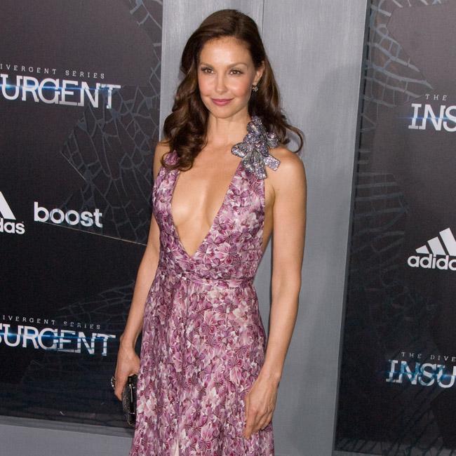 Ashley Judd slams 'offensive' Harvey Weinstein court move