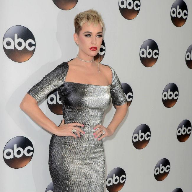 Katy Perry backs fundraiser