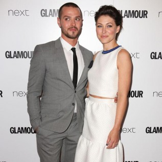 Matt Willis had his son as his best man at vow renewal