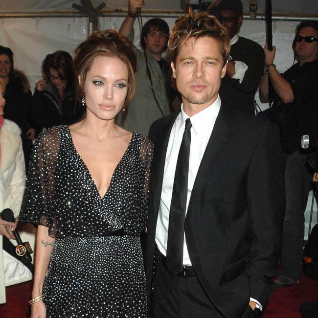 Brad Pitt's 8m loan to Angelina Jolie