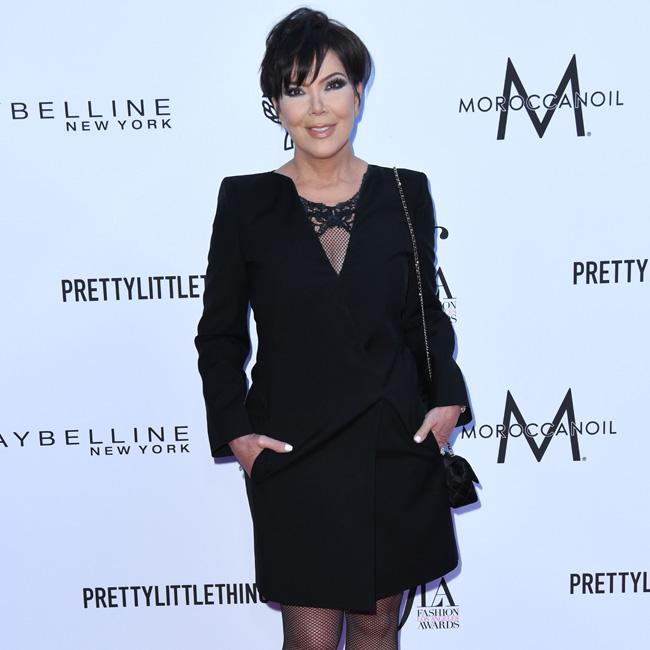 Kris Jenner encourages fans to have breast checks
