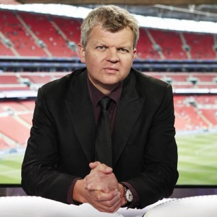 Adrian Chiles opens up about alcohol and anxiety battle