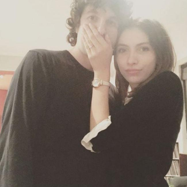 The Kooks' Luke Pritchard is engaged