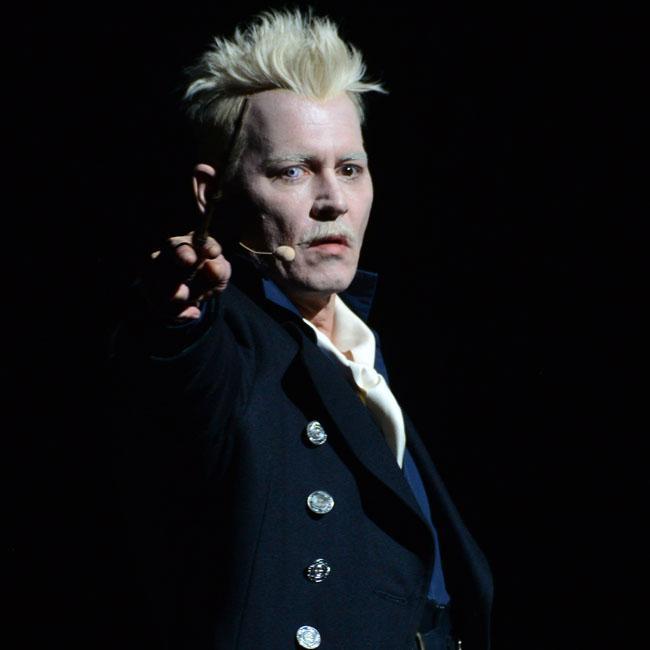 Fantastic Beasts producer praises 'extraordinary' Johnny Depp