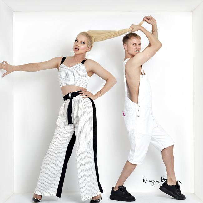 Courtney Act fronting new bisexual dating show