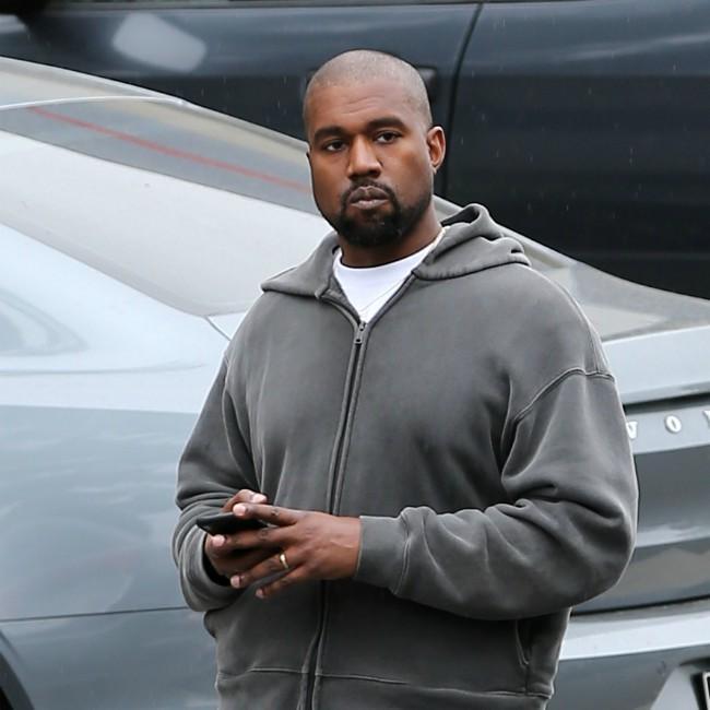 Kanye West followed Seth Rogen round the gym