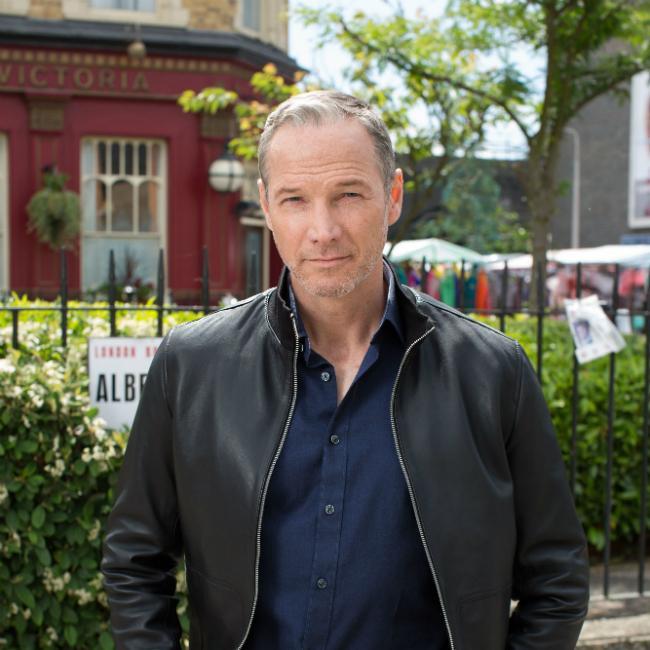 EastEnders' Sean Mahon 'star-struck' by June Brown