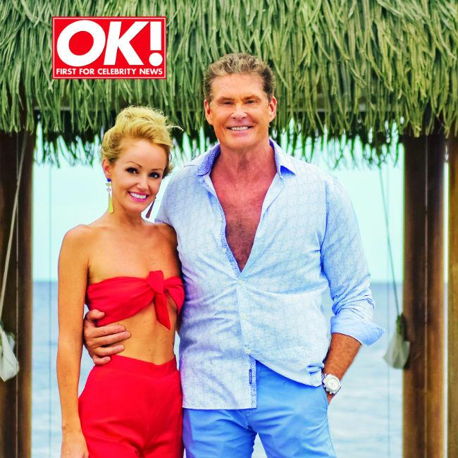 David Hasselhoff to renew wedding vows every year