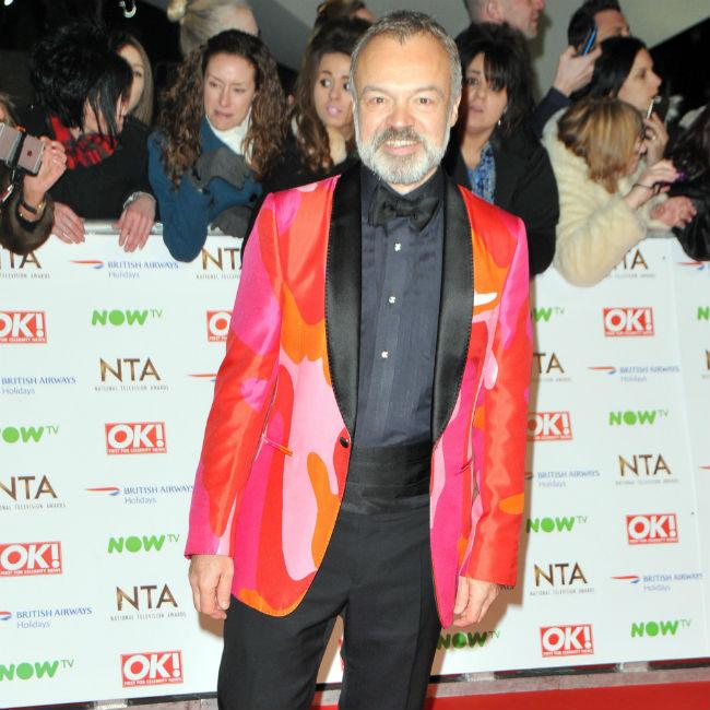 The Graham Norton Show back for new series