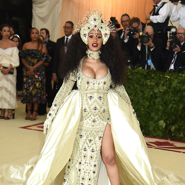 Cardi B Welcomes A Daughter With Rapper Offset: Cardi B's Daughter Swears At Her