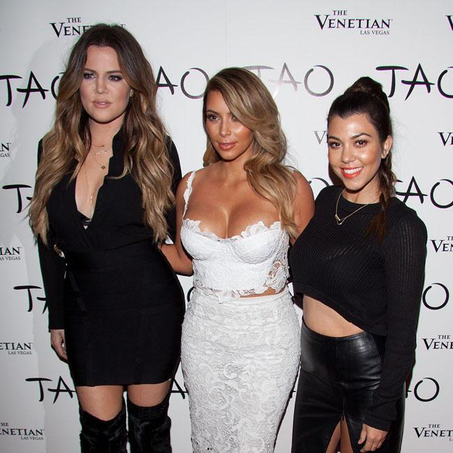Kim Kardashian West always fights with her sisters