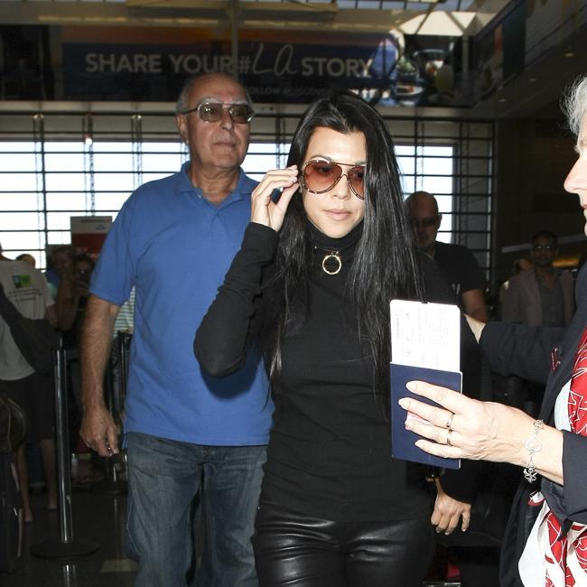 Kourtney Kardashian will act 21 at Kylie Jenner's party