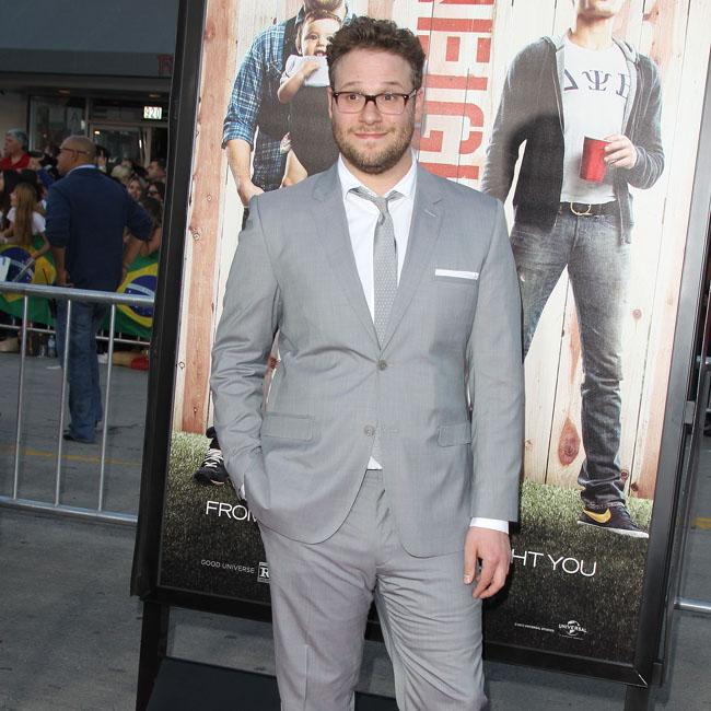 Seth Rogen's 'horrible' wardrobe malfunction