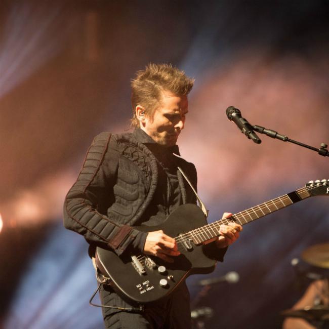 Matt Bellamy teases The Dark Side guitar solo