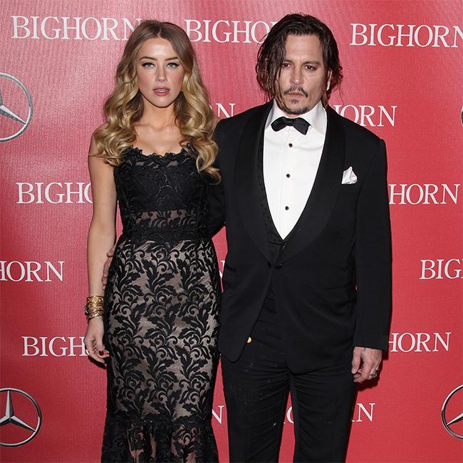 Johnny Depp and Amber Heard 'split over dog poo row'